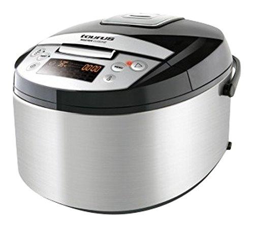 Taurus-Master-Cuisine-Robot-de-cocina-programable-color-plateado