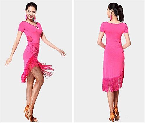 Plus coulent Ding Sula rose couleurs robe de femmes danse de Les SAgwBg