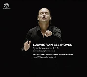 Image result for de vriend beethoven 5