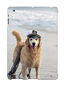 Christmas Gift - Case Cover For Ipad 2/3/4 Strong Protect Case - Animal Dog Design