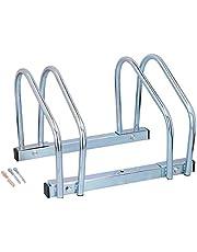 DUNLOP fietsenrek - voor 2 fietsen - aluminum