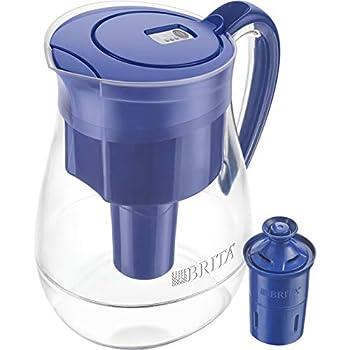 Brita 36396 Monterey, 10 Cup, Blue