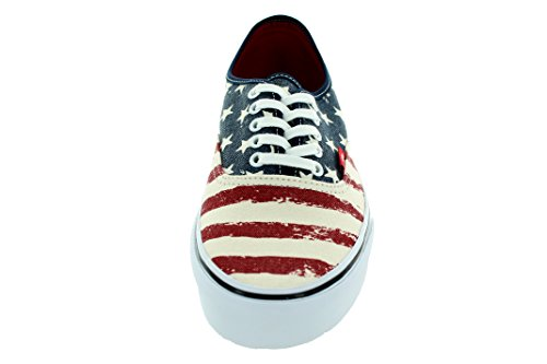 Vans U Authentic - Zapatillas bajas unisex Americana Dress Blues
