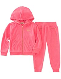 Girls' 2 Pieces Jog Set