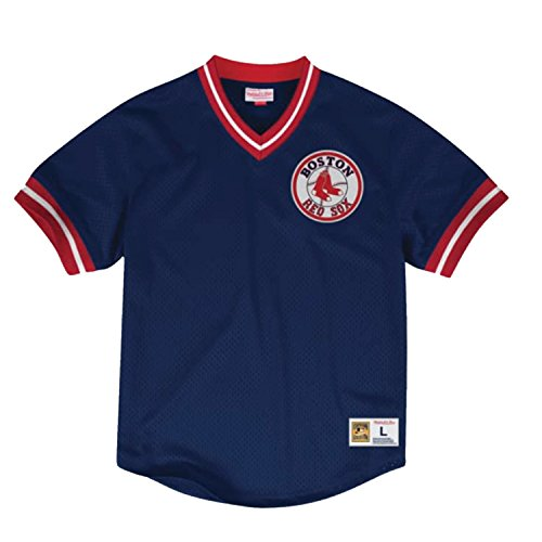 Boston Red Sox Mlb Tackle - Boston Red Sox Mitchell & Ness MLB Men's