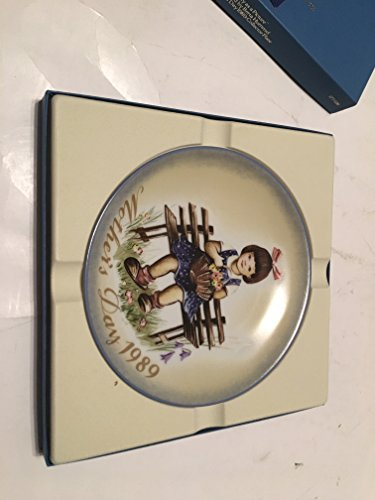 (PRETTY AS A PICTURE COLLECTOR PLATE CHRISTMAS 1985)