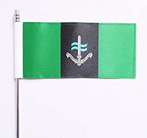 Royal Navy RN barco especial Servicio SBS Ultimate mesa bandera–bandera oficial Mod aprobado