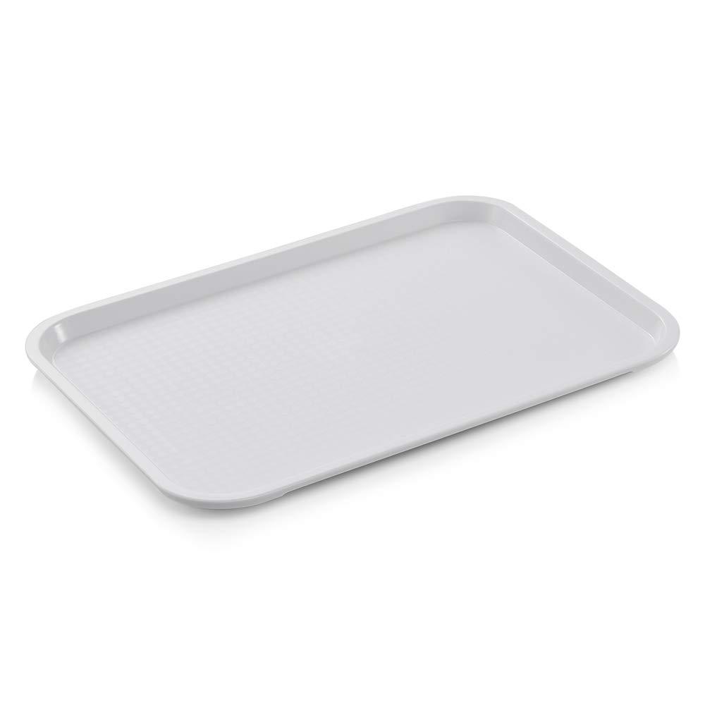 Elfenbein WAS 9226 455 Serie 9220 Polypropylen Tablett 45.5 cm x 35.5 cm