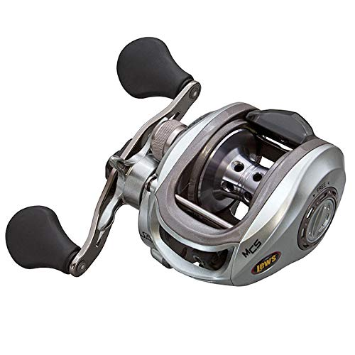 Lews Fishing Laser MG Speed Spool Series Reel, LSG1SHMG, Right Hand