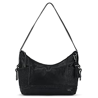 Amazon.com: The Sak Kendra Hobo Bag Black: Shoes