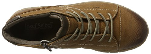 Steffi Sneaker Josef 351 Donna kombi A 39 Marrone castagne Collo Alto Seibel OqwwU76