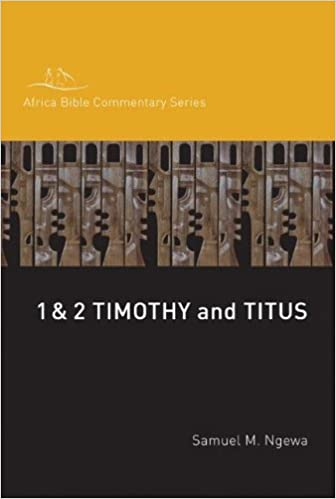 African Bible Commentary Pdf