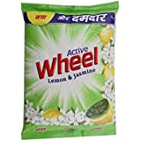 Wheel Green Powder Lemon and Jasmin - 1 kg