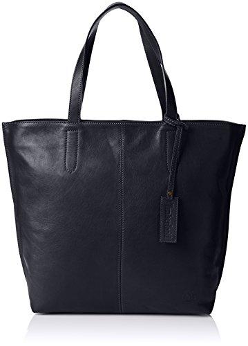 Mujer Iris Timberland Black Shoppers bolsos y Azul Tb0a1b2y de hombro OqFwYO4