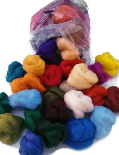 (Wool Roving Fiber Sampler)