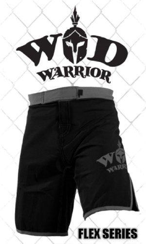 WOD shorts WOD warrior 4.0 (Black / Grey, 36) (Fight Warrior Gear)