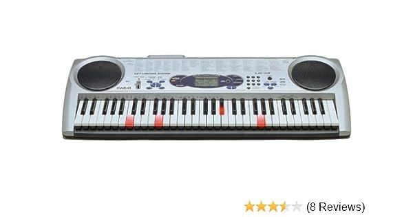 cheaper d13f9 dec13 Casio LK-43 Lighted Keyboard