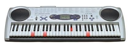 amazon com casio lk 43 lighted keyboard musical instruments rh amazon com Casio Lk 43 Power Cord casio lk-43 manual pdf