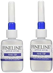Fineline Applicator 20 Gauge-1.25 Ounces 2/Pkg