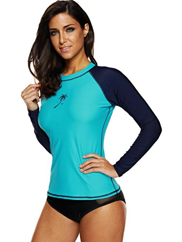 Ladies Rash Guards. Ladies rash guards are ideal for general watersports as well as surfing. Ladies rash guards can be used for wakeboarding, waterskiing, kiteboarding, windsurfing, kayaking and even recreational swimming.