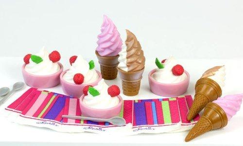 (Sophia's Ice Cream and Yogurt Play Food for Dolls)