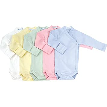 44ef430215 Image Unavailable. Image not available for. Color  Under the Nile Organic  Cotton Onesie - Long Sleeved ...