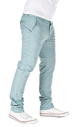 Chino Slim Stormy Penta Pantalon Homme Wotega 4711 Élégant Sea vXxwqfnt