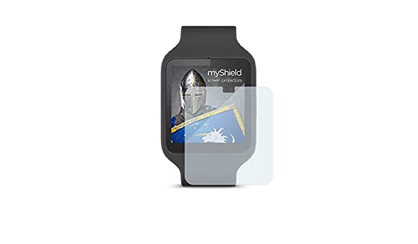 MATE Protector de Pantalla Sony SmartWatch 3 SWR50 de Alta ...