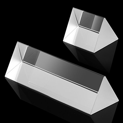 Neewer Optical Glass Triangular Prisms