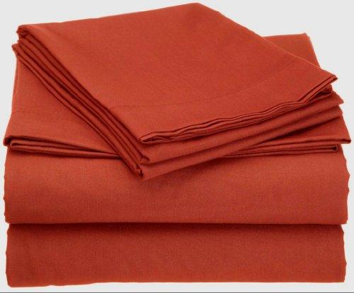 Duvet Cover Full Queen Orange