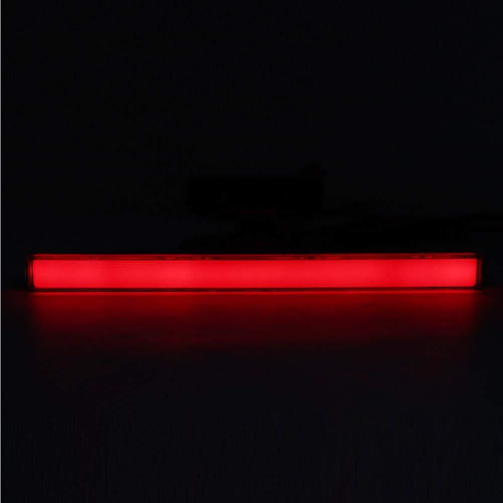 Riparazione fanale posteriore auto lampada freno multifunzione universale alto supporto terzo freno stop fanale posteriore lampada 12V rosso