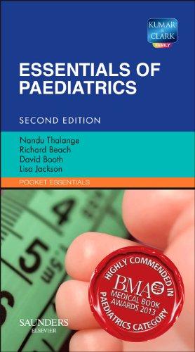 Essentials of Paediatrics, 2e (Pocket Essentials)