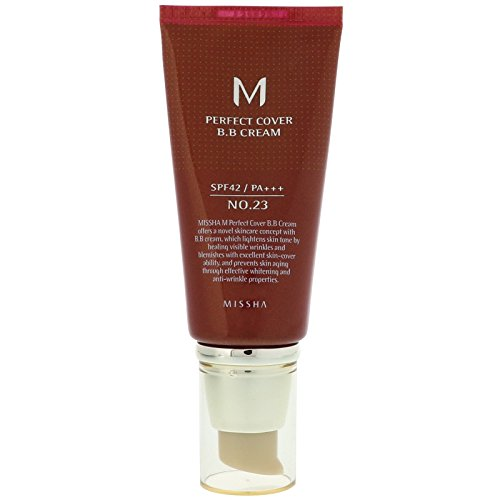 Missha M Perfect Cover No.23 SPF 42