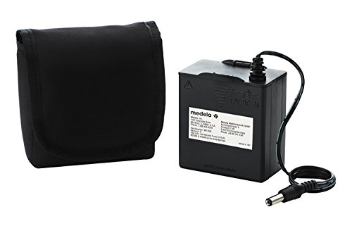 Home Essential Medela Battery Pack for 9 Volt Pump in Style Advanced Breast Pump