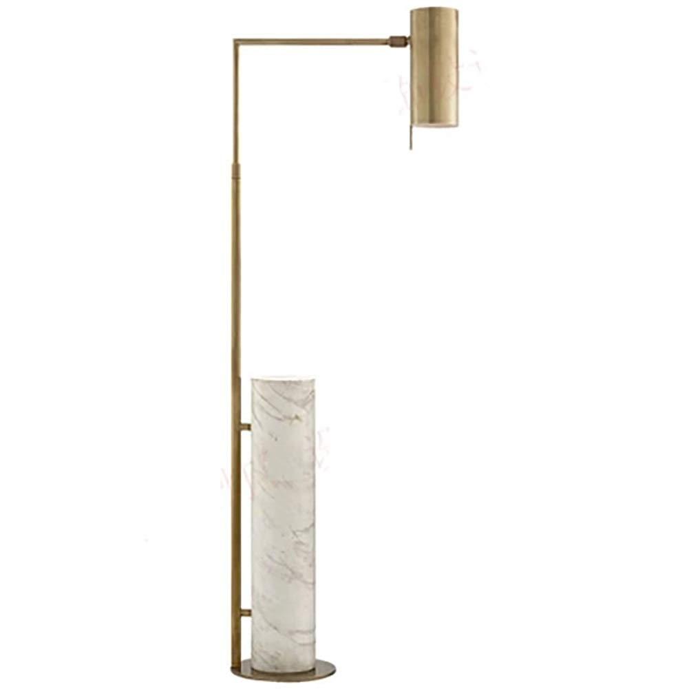 NKDK 床ランプ - 曇らされたガラス地球LEDの居間の永続的な寝室およびオフィスのための高い棒ライト -153 フロアランプ B07QD9WP15