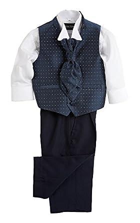 Traje de niños, 4 piezas niños Suit, Página niños traje, 0 meses a ...