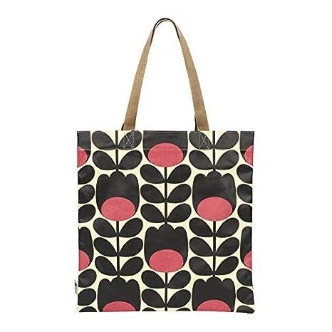 Orla Kiely - Bolsa para libros, diseño de tallo de tulipán ...