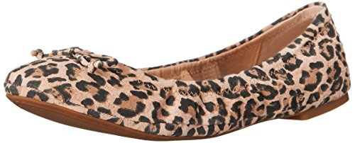 Leopard Lucky Flat Luxe Lk Women's Eadda Ballet 8qxwqRrY