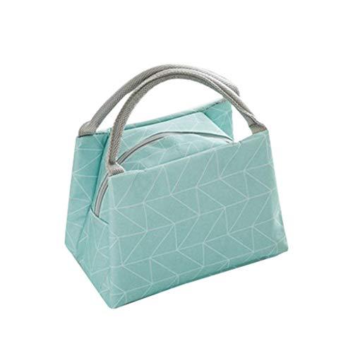 ❤Lemoning❤ Insulated Cooler Lunch Bag Camping Picnic Box Shoulder Thermal