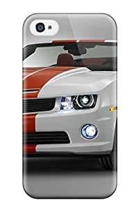 Premium LWkqMAu6523lwiPz Case With Scratch-resistant/ Chevrolet2 Case Cover For Iphone 4/4s