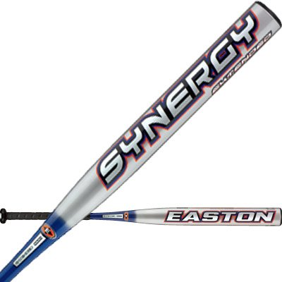 New Synergy Extended 34/27 SCX14 slowpitch softball bat Composite RARE - Slow Extended Bat Synergy Pitch