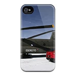 New Ynz14563hGPC Chinook Ferrari Ff On Snow Skin Cases Covers Shatterproof Cases For Case Samsung Galaxy S4 I9500 Cover