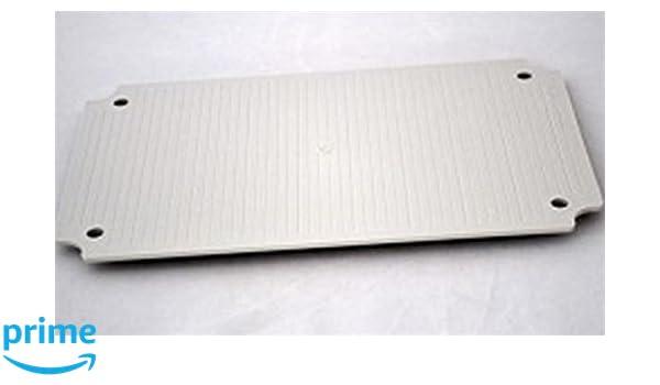 BUD Industries PTX11046 Steel Internal Panel for PTQ 11046