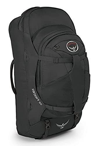5dd613f8567a Osprey Packs 10000289 Farpoint 55 Travel Backpack