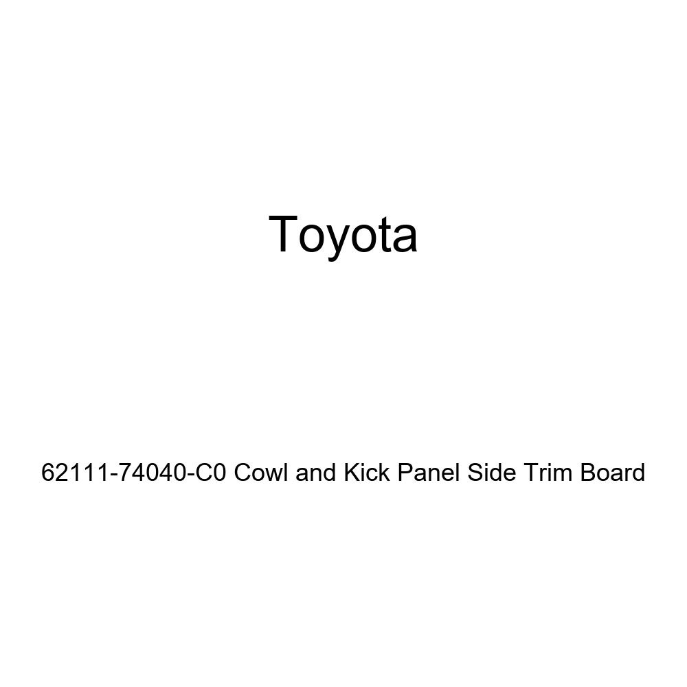 Toyota 72158-AC030-A0 Seat Track Bracket Cover