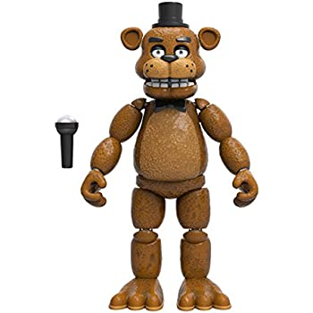 Funko Five Nights at Freddy's Articulated Freddy Action Figure, 5""