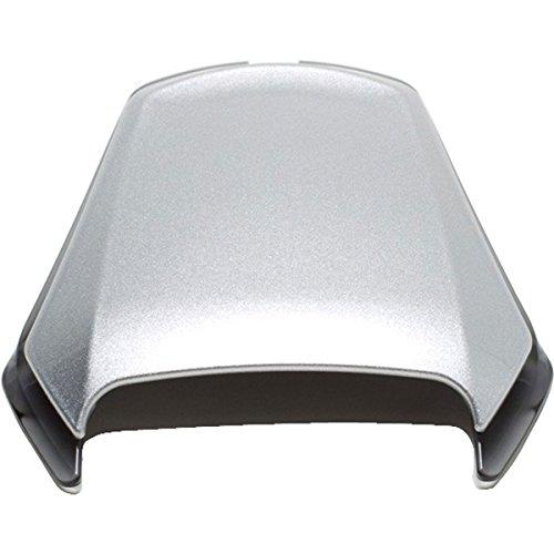 Shoei Neotec Upper Air Intake Street Motorcycle Helmet Accessories - Light Silver/One Size by Shoei