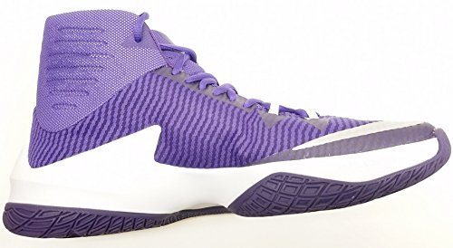 low priced e2ff2 ab3d5 Galleon - Nike Men s Zoom Clear Out TB Basketball Shoes Purple 844372 555  Size 9.5