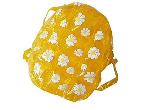 Inflatable Bag Decorations PVC with Daisy 96 Pack Bubble Yellow Flower Bag Back 4dxfBxZ