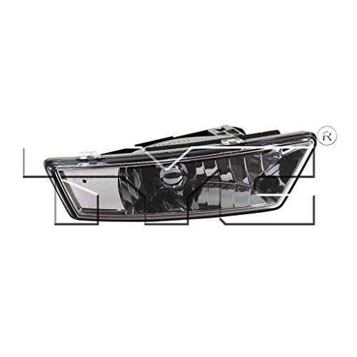 Fits 2003-2005 Saturn ION Passenger Side Fog Light NSF Certified With Bulbs Included GM2593145 - Replaces 22687234 ;4dr sedan